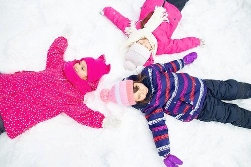 Tiny Tots Frozen Wonderland 1- Wednesday