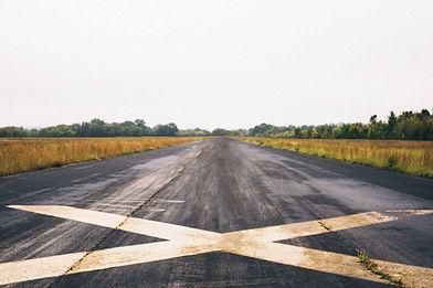 piste d'aéroport