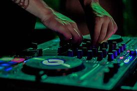 DJ-Kabine