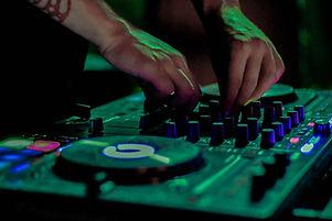Equipamento de DJ