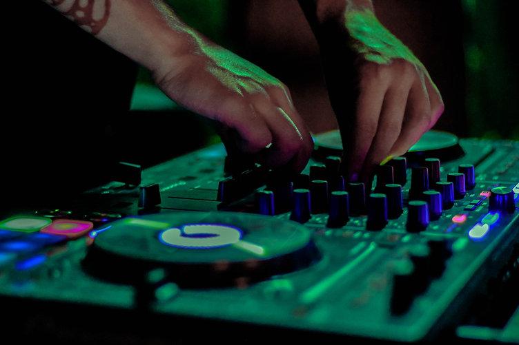DJ-Kabine für Hochzeit in Bautzen