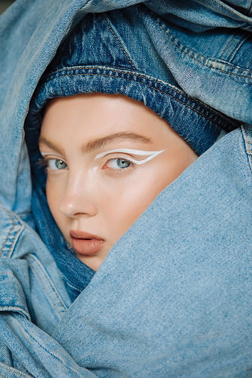 Denim Portrait