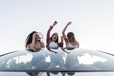Sun Roof Dance