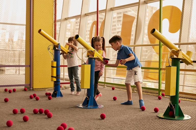 Indoor Amusement Park
