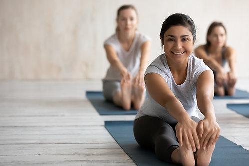 Introduction au yoga - cours 1
