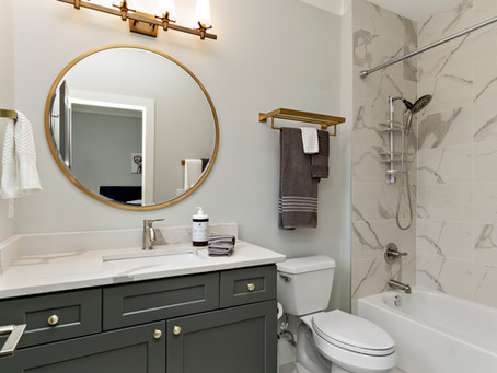 How to upgrade your bathroom on a budget