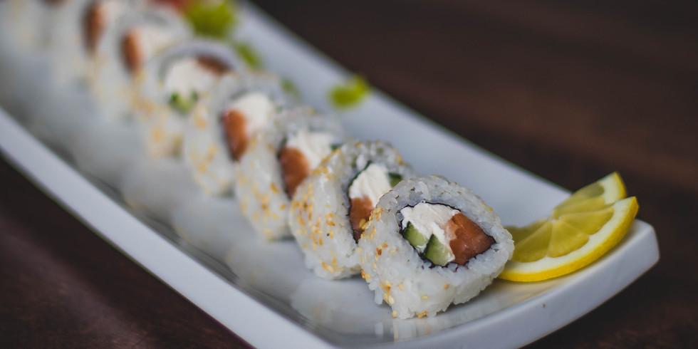 Homemade Sushi - Seasonal Foods Culinary Class