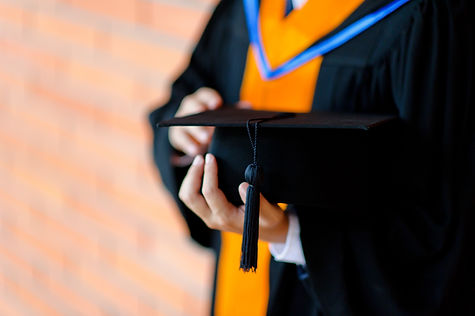 Graduating
