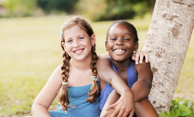 Happy Girls