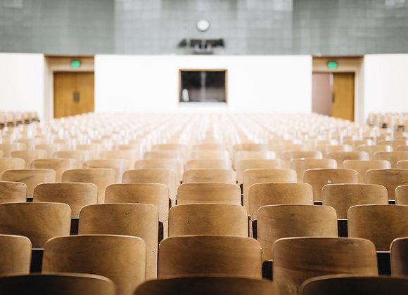 Аренда конференц зала | финансовая модель бизнес плана