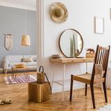 Parquet et meubles en bois