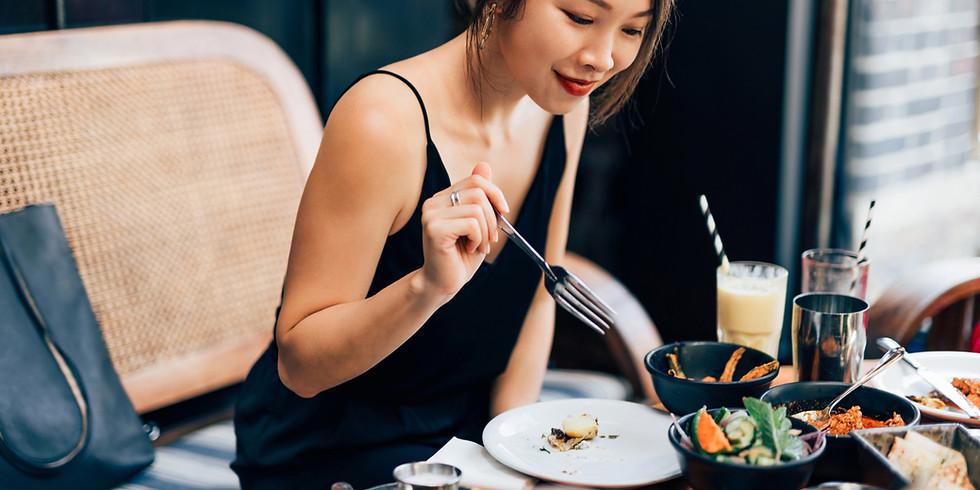 Gezondheidshuisje Diner - Verrassingsmenu