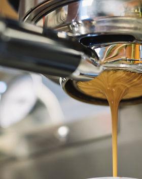 goccia di caffè