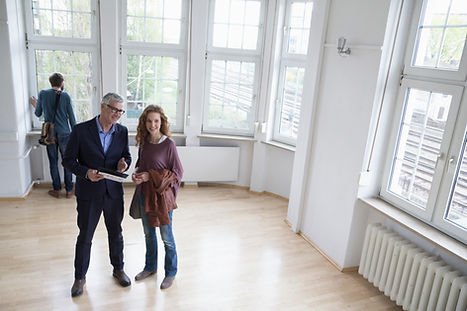 Besichtigungen von Immobilien - Tressner Immobilien