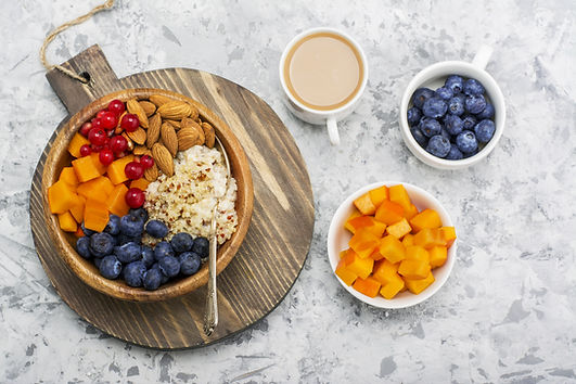 TCM Ernährung nach 5 Elemente