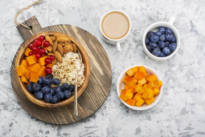 Calendrier de l'avent : 8 décembre - faites le plein de vitamine C !