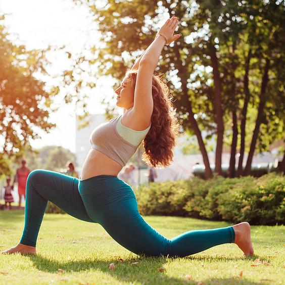 Routine Estivale - Pilates & Yoga
