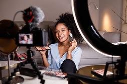 Make-up Fotoshooting