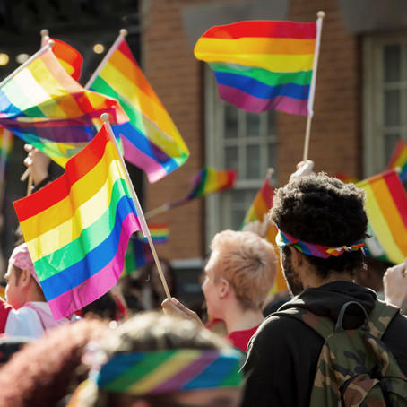 Inclusion and Allyship Beyond the Rainbow