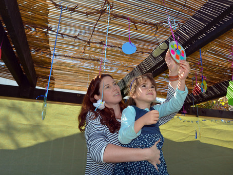Sukkot in Israel:  A Feast for the Senses