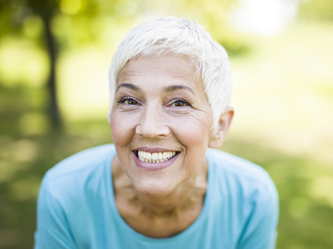 Reinventing Yourself As You Get Older