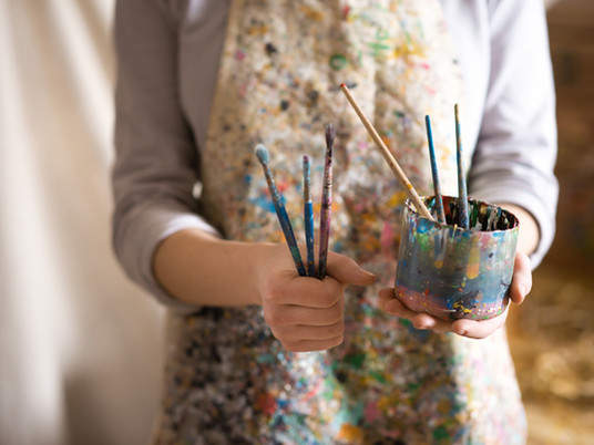 Lâchez les pinceaux : Pour se libérer, fédérer ou créer