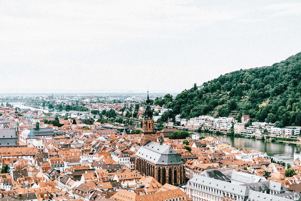 Symbolbild Heidelberg