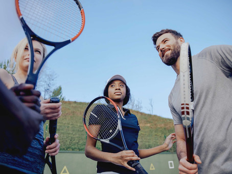Tennis season and how to stay injury free.