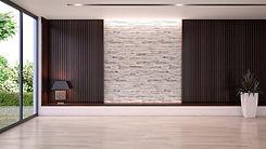 Modern Accent Wall, Tile Installation, Parkland Fl