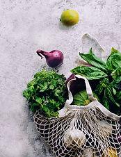 Friske grøntsager