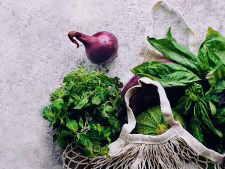 5 Benefits of a Plant-Based Diet
