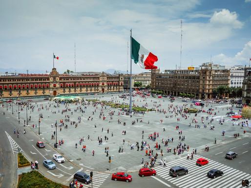 México se torna 3º país com mais mortes por covid-19