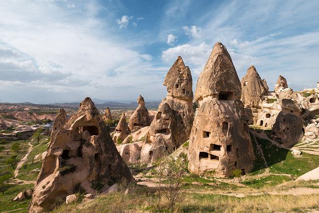 Estambul, Ankara, Capadocia, Pamukkale, Madrid y más