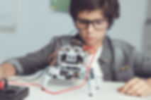 ENGINEERINGAND ROBOTICS at iPlanets Academy