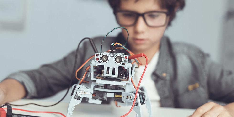EBOT 5 الابتكارات الميكاترونيكية
