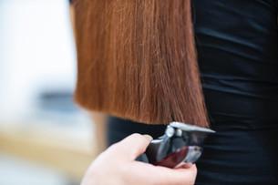Even Hair Tips