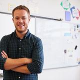 Male Teacher