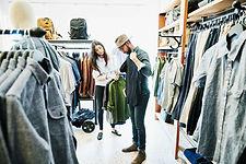 Acheter des vêtements
