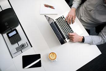 Arbeiten am Computer