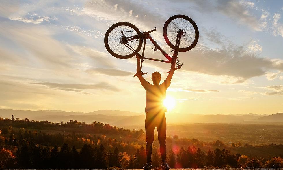 Mountainbike makkelijk