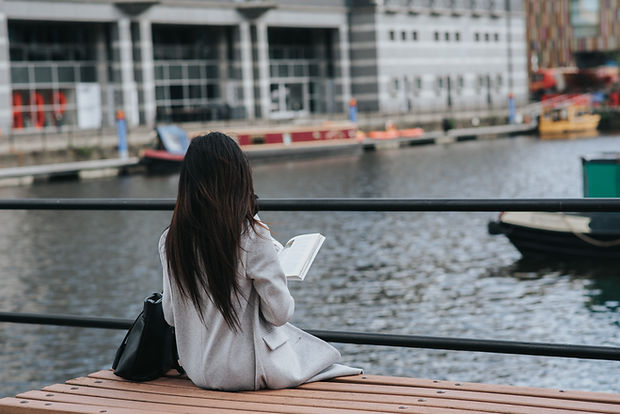 Reading on the Water