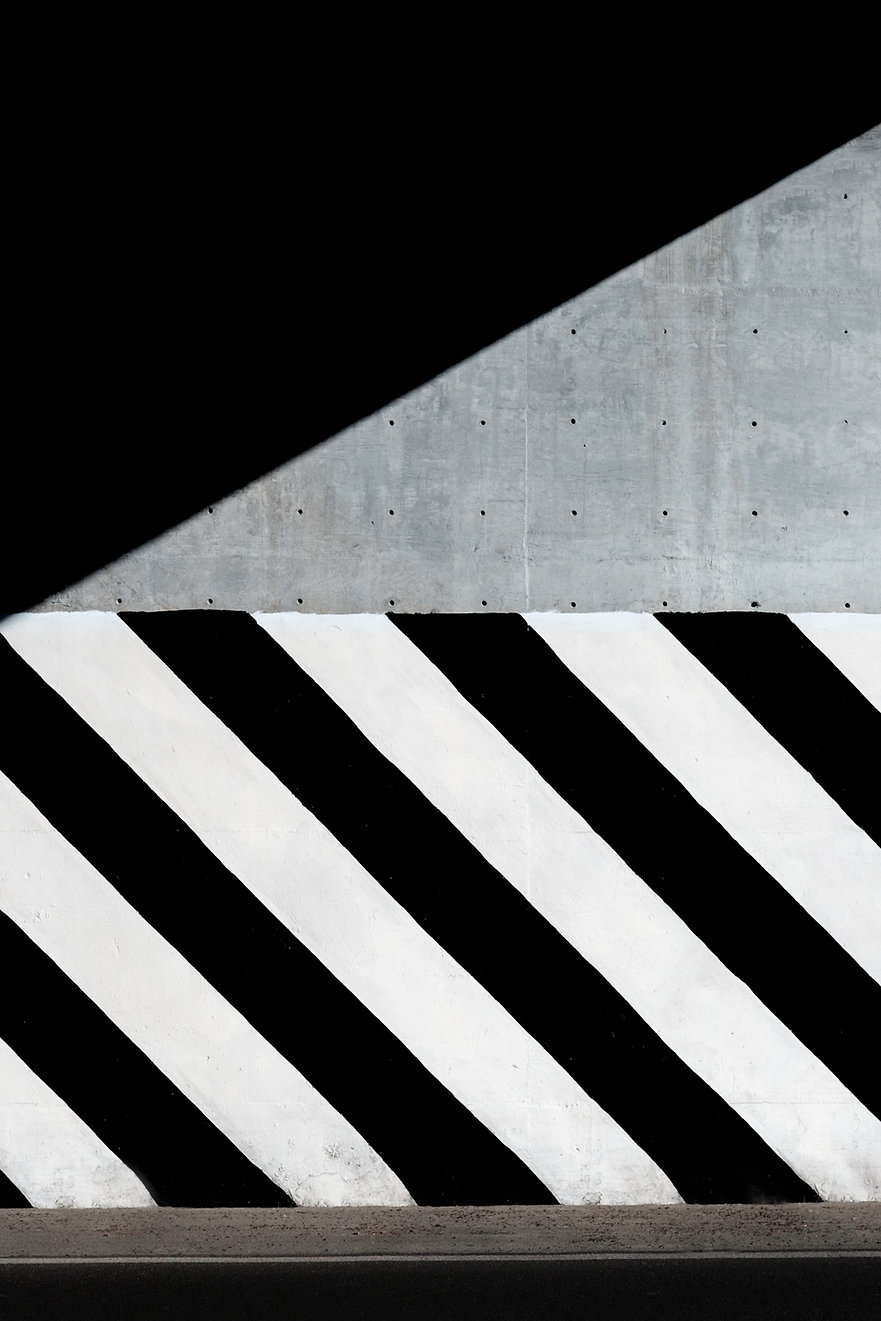 Black and White Strips