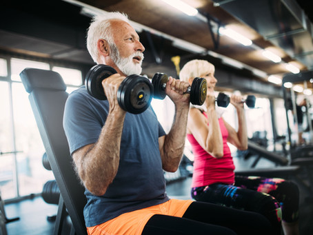 Resistance training should become more of a priority as we get older