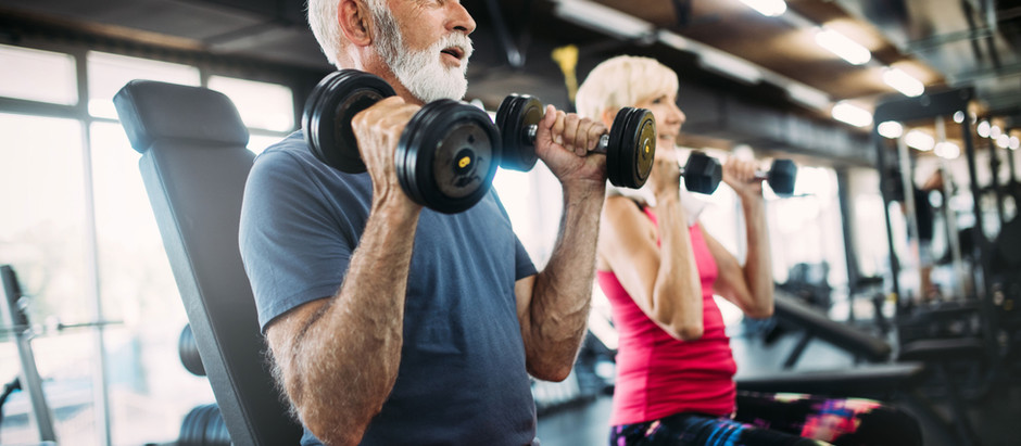 5 Benefits of Resistance Training for Older Adults