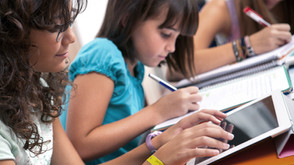 How To Scan Your Kids' Homework On Your Iphone!