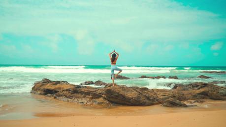 Ozean Yoga