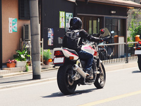 Alberta RCMP promotes motorcycle safety this May