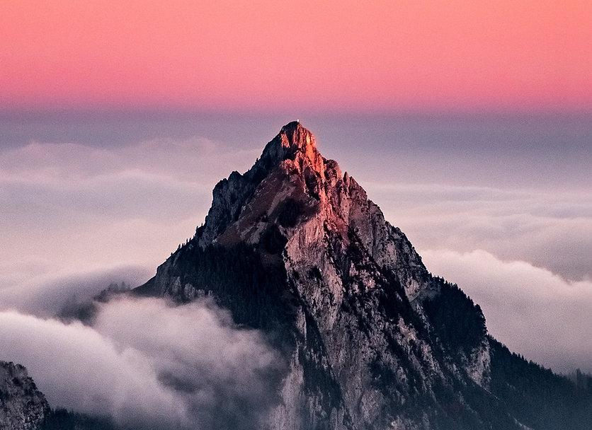 Montanha Nublada