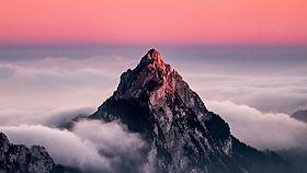 Nuvoloso Montagna