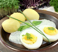 Protein from eggs